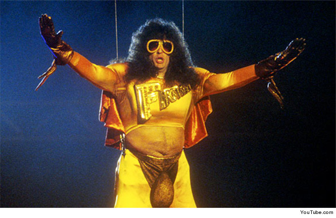 Howard Stern as Fartman