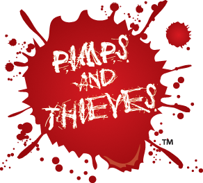 Pimps and Thieves Logo