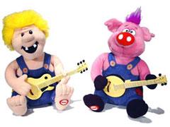 Duelin' Banjo Buddies